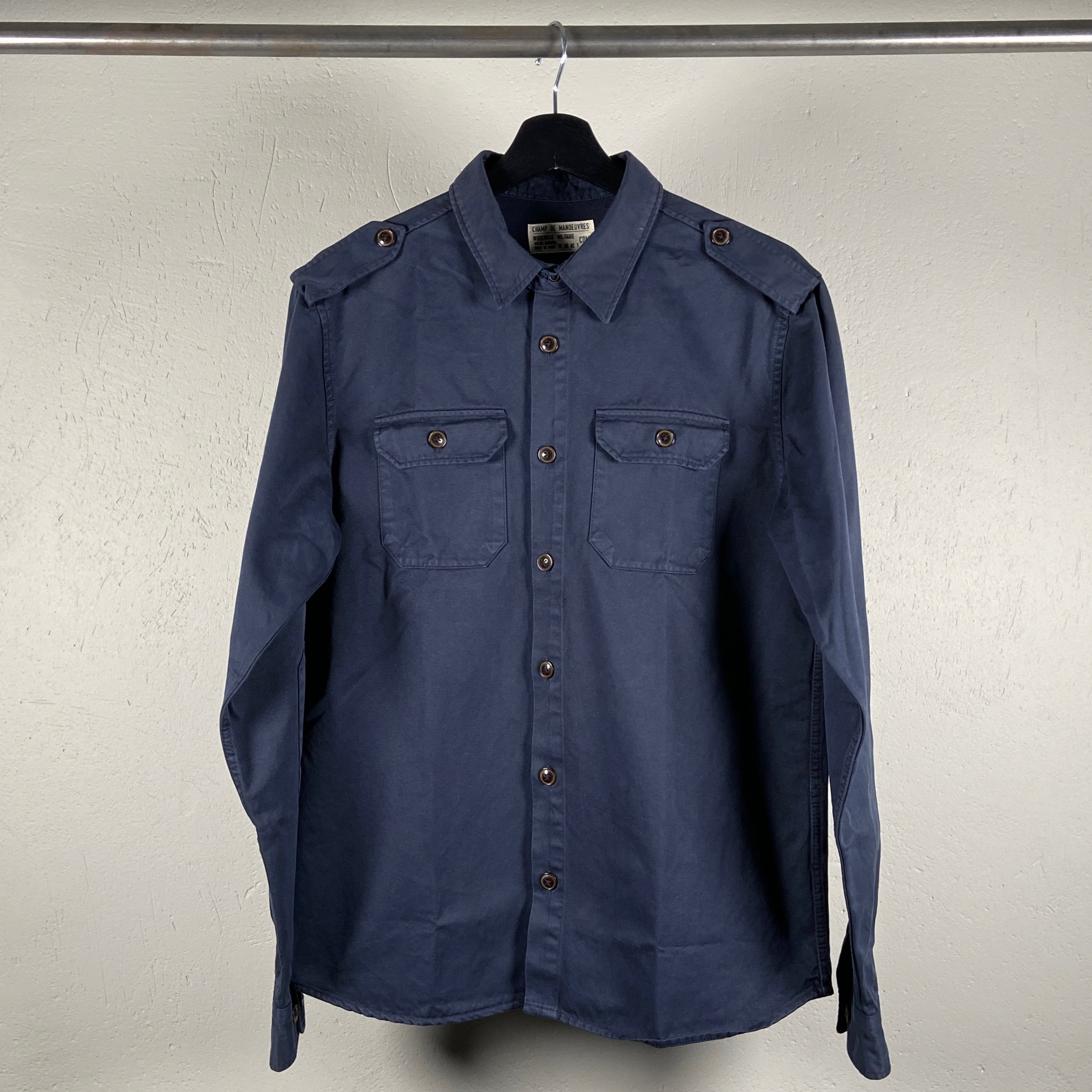 "French military overshirt ""Hunter"""