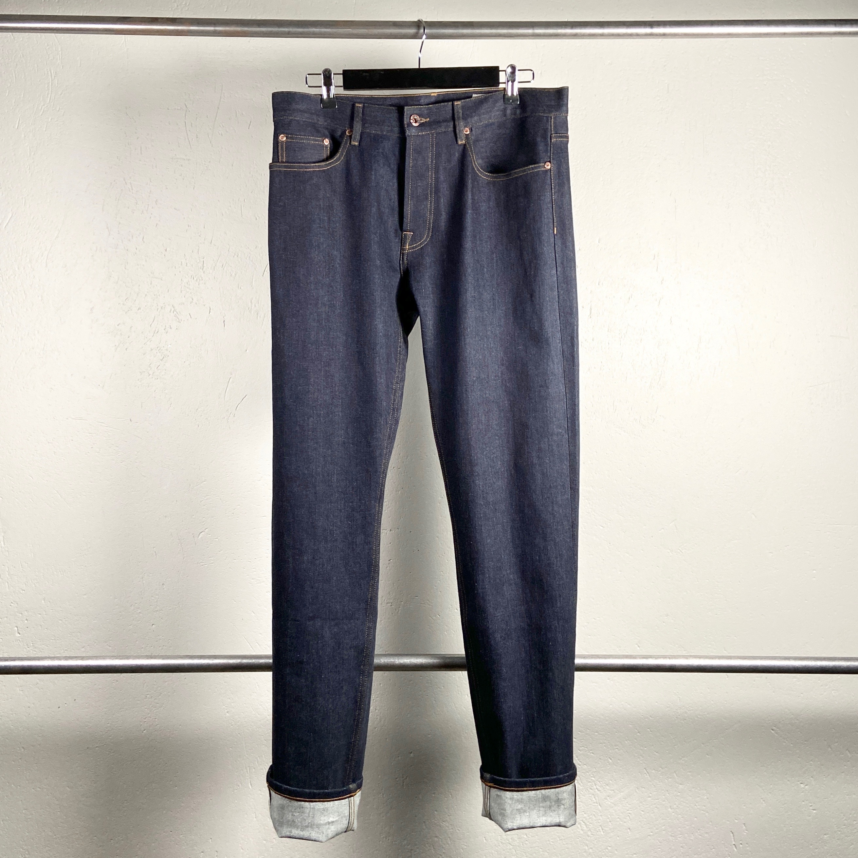 "Selvedge jeans 13 oz ""Berto"""