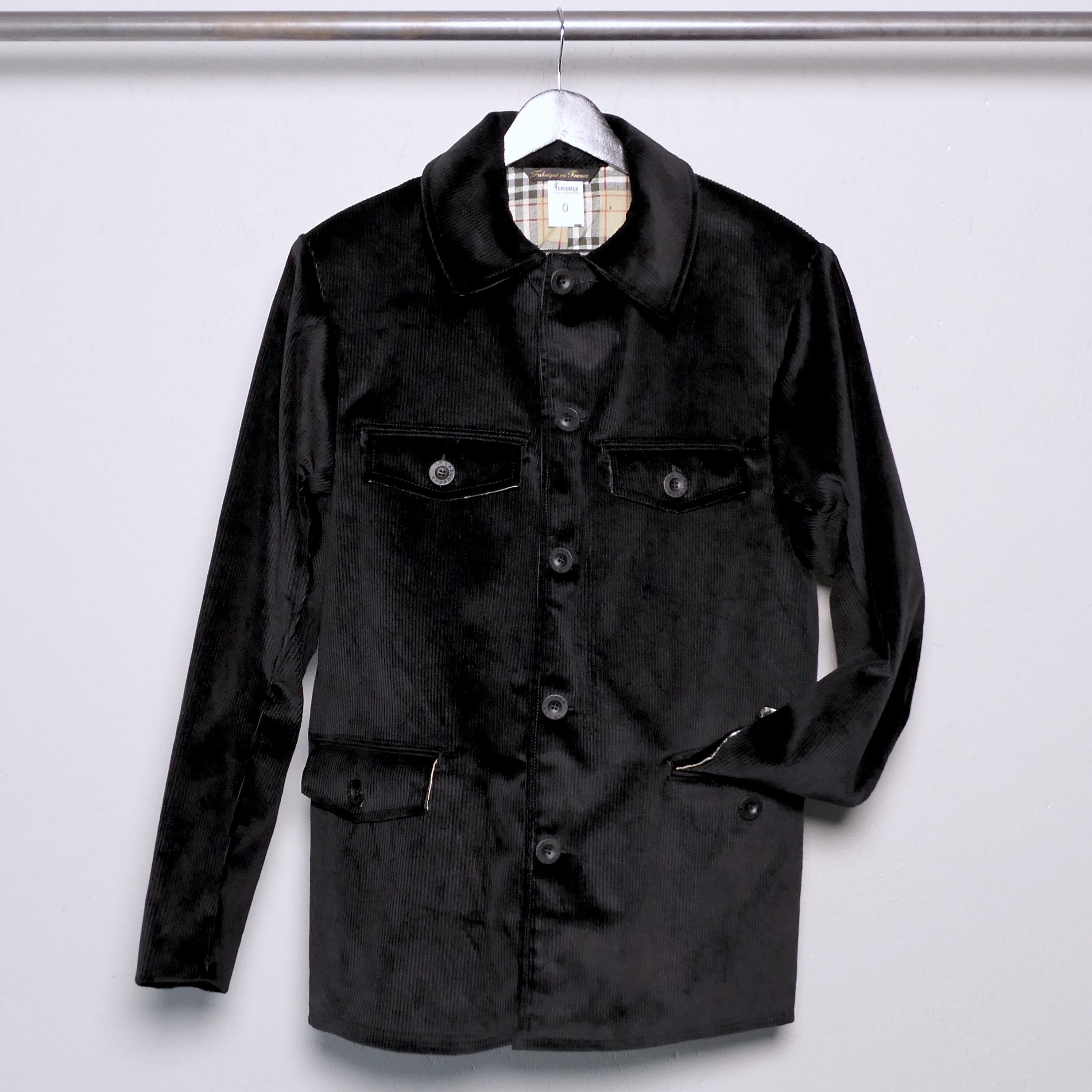 Original Craftsman's Jacket Black