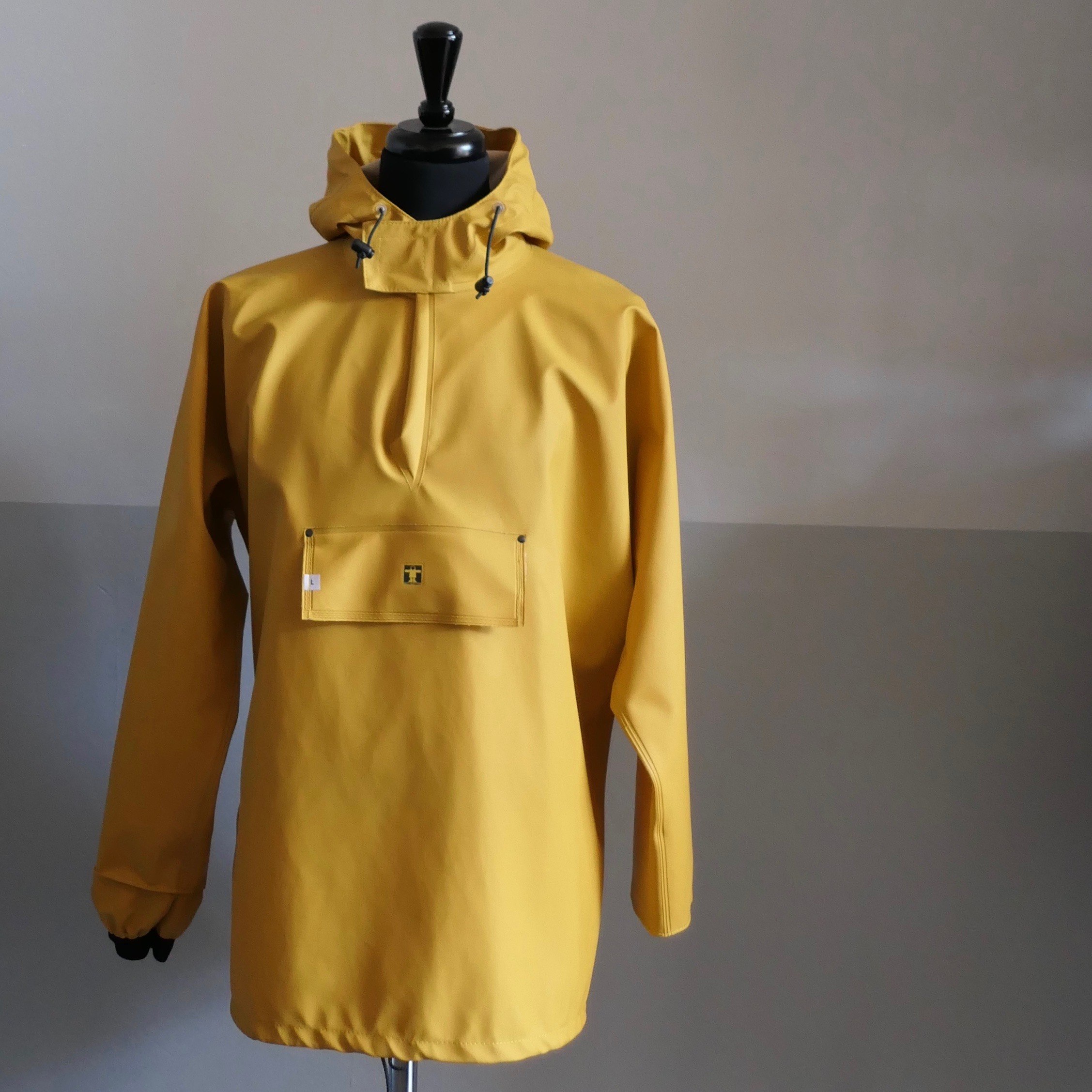 Heavy duty sailor smock Yellow