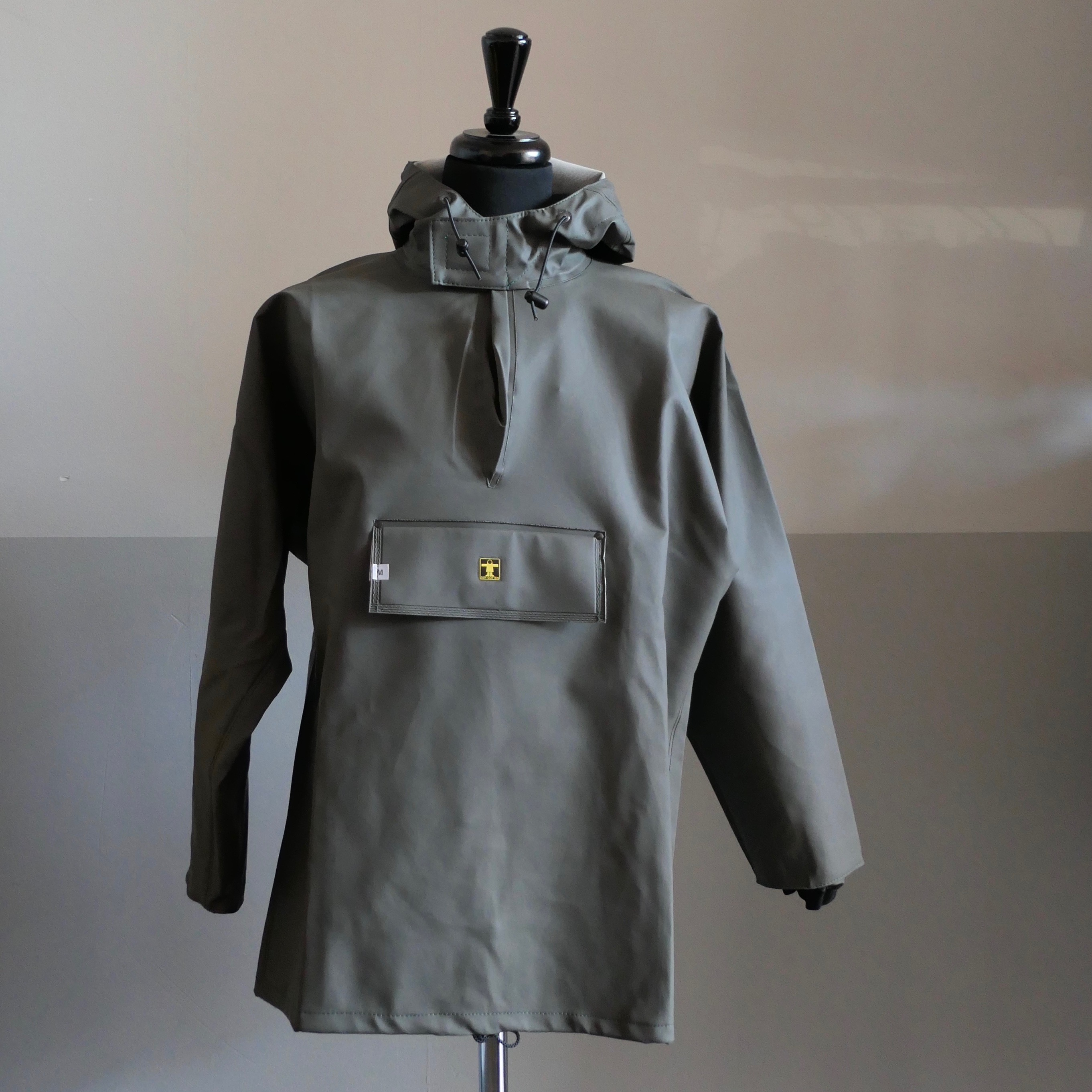 Heavy duty sailor smock Green/Grey