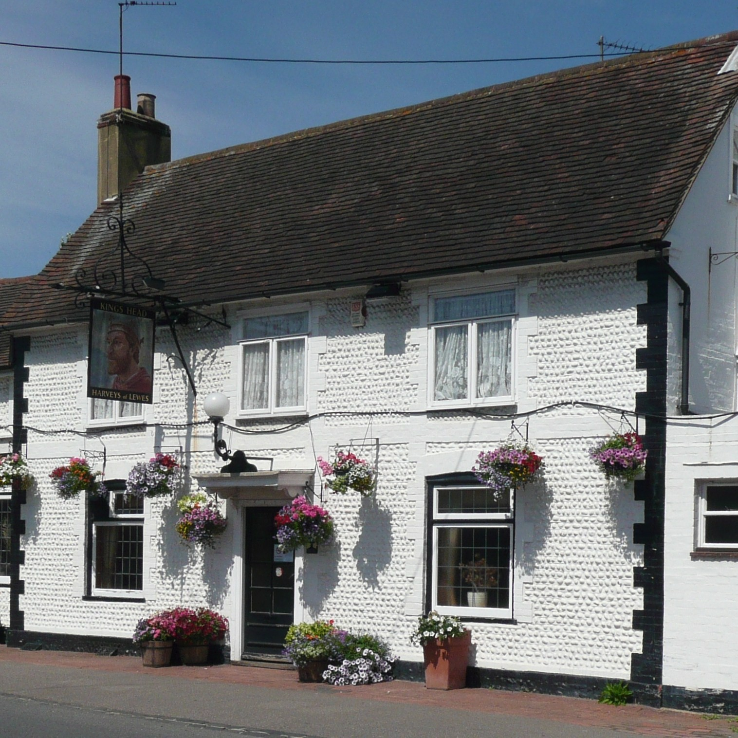King's Head Cacklebury