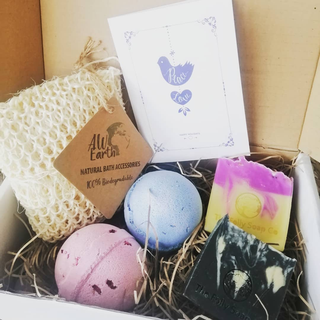 Bath Lovers Gift Set