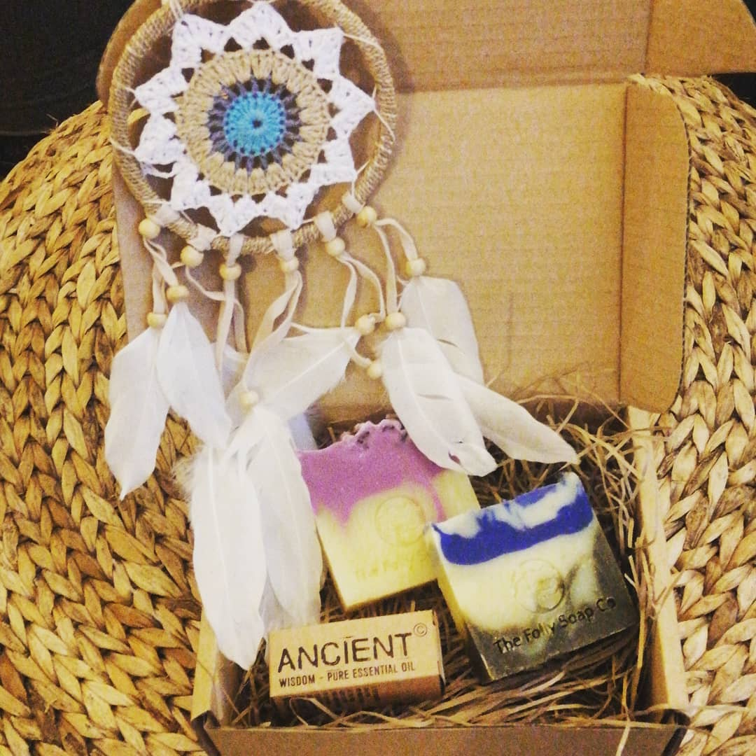 Dreamy Lavender Gift Set