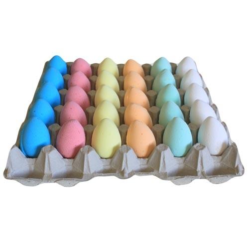 Fizzy Bath Eggs!