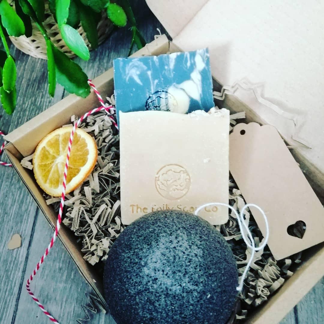 Facial Cleansing Gift Set