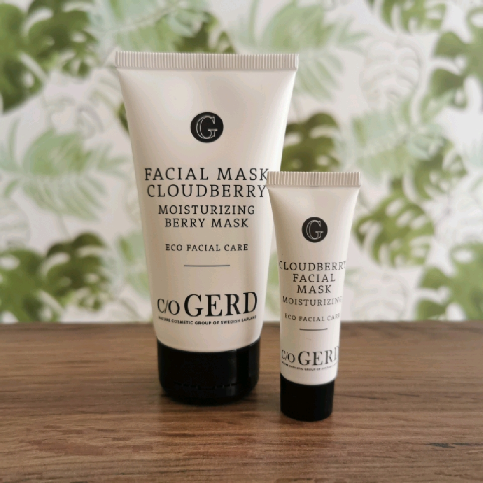 coGerd Facial Mask Cloudberry