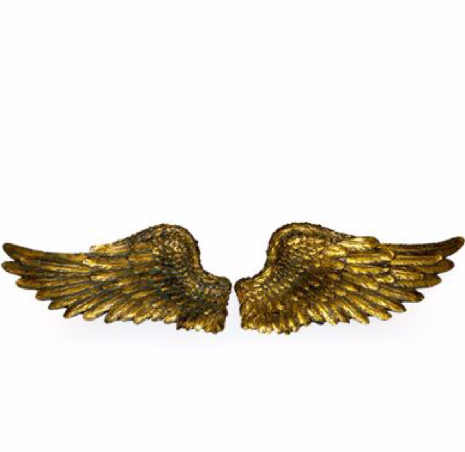 Wings Small Gold