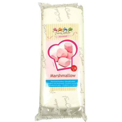 Funcakes Marshmallow 1kg