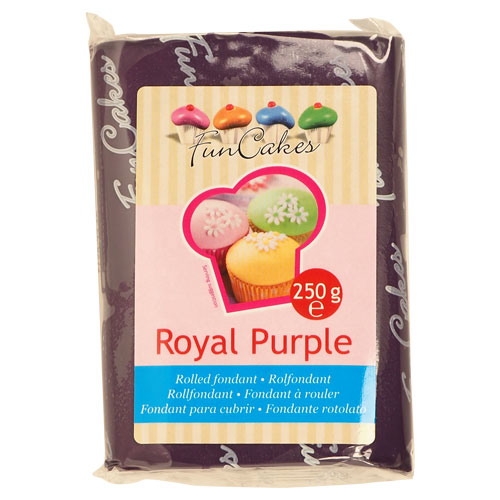 FunCakes Royal Purple