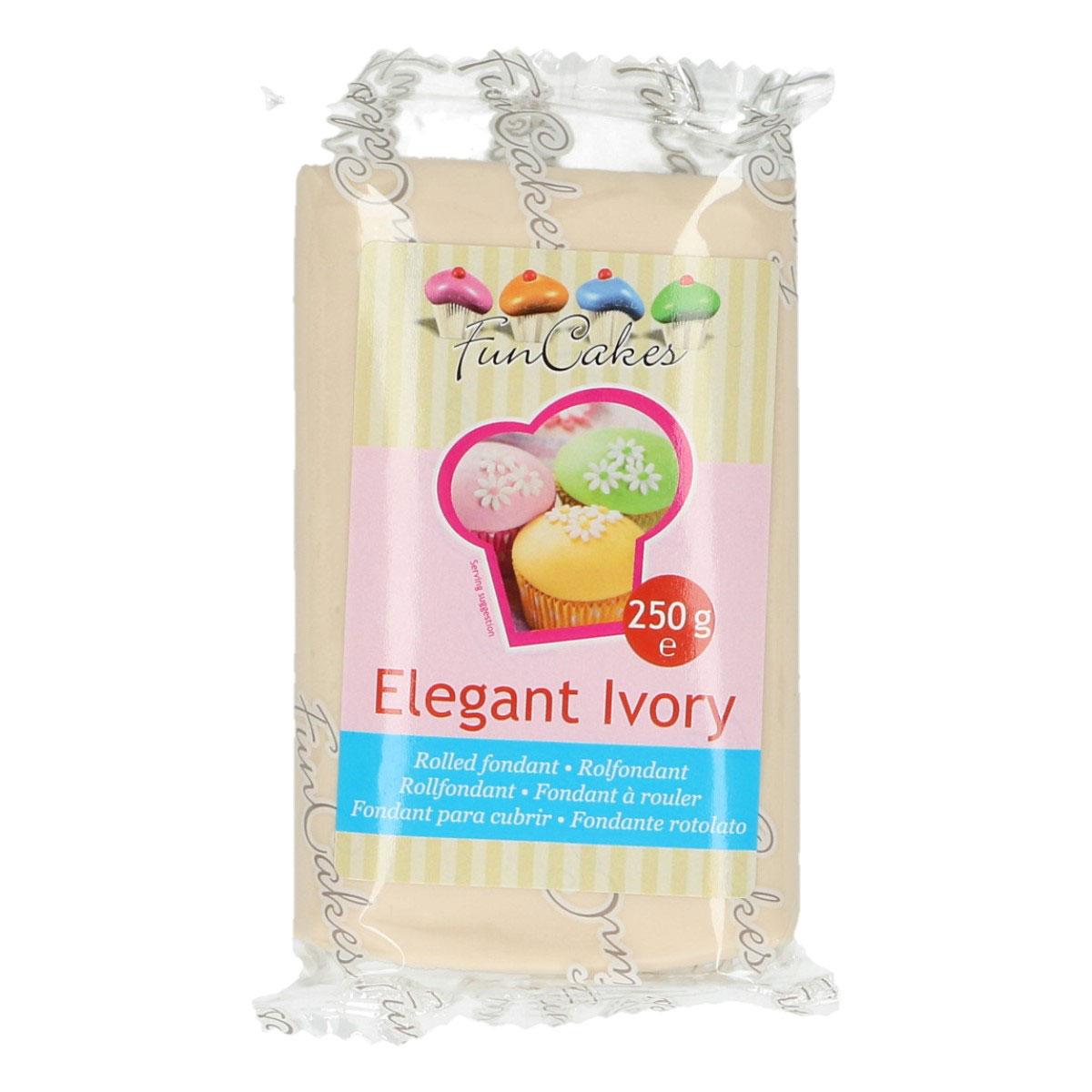 FunCakes Elegant Ivory