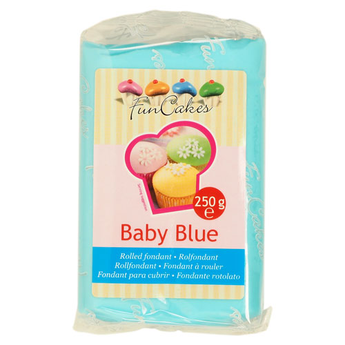 FunCakes Baby Blue