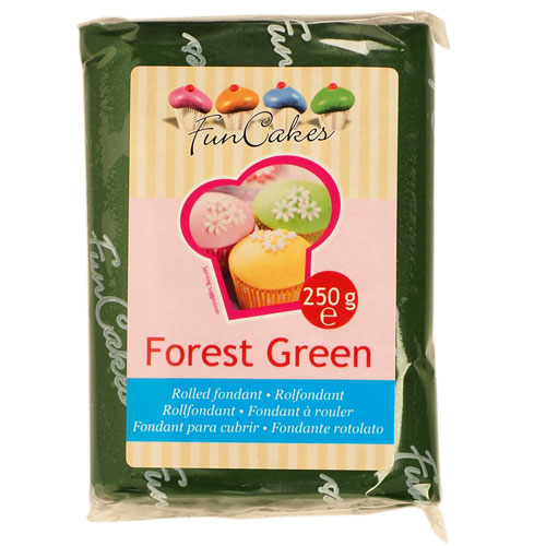 FunCakes Forest Green