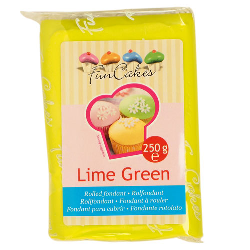 FunCakes Lime Green