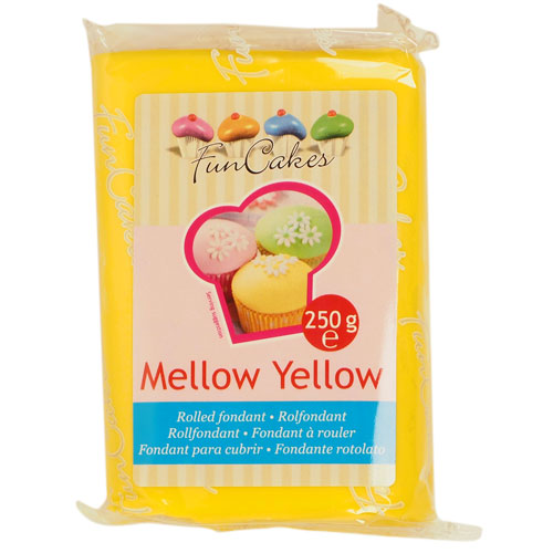 FunCakes Mellow Yellow