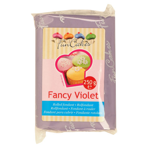 FunCakes Fancy Violet