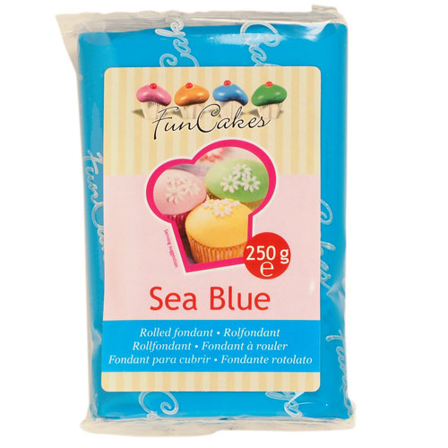 FunCakes Sea Blue
