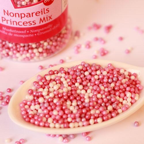 Nonpareils Princess Mix