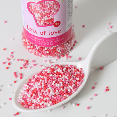 Nonpareils Lots of Love