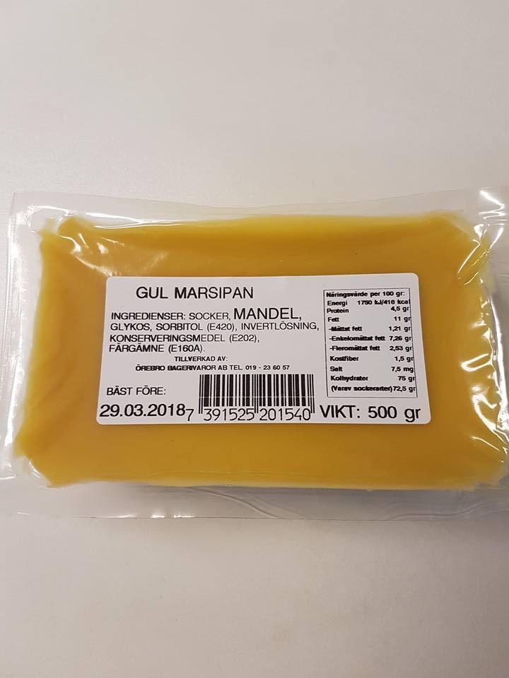 Gul Marsipan