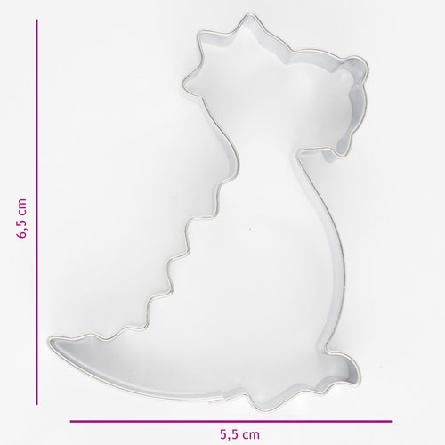 Kakutstickare Drake 6,5cm