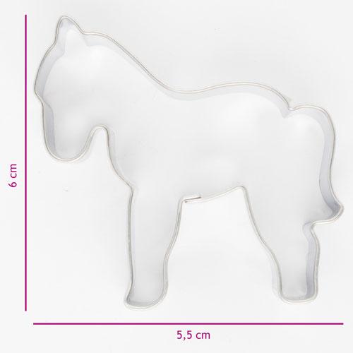 Kakutstickare Häst 5,5cm