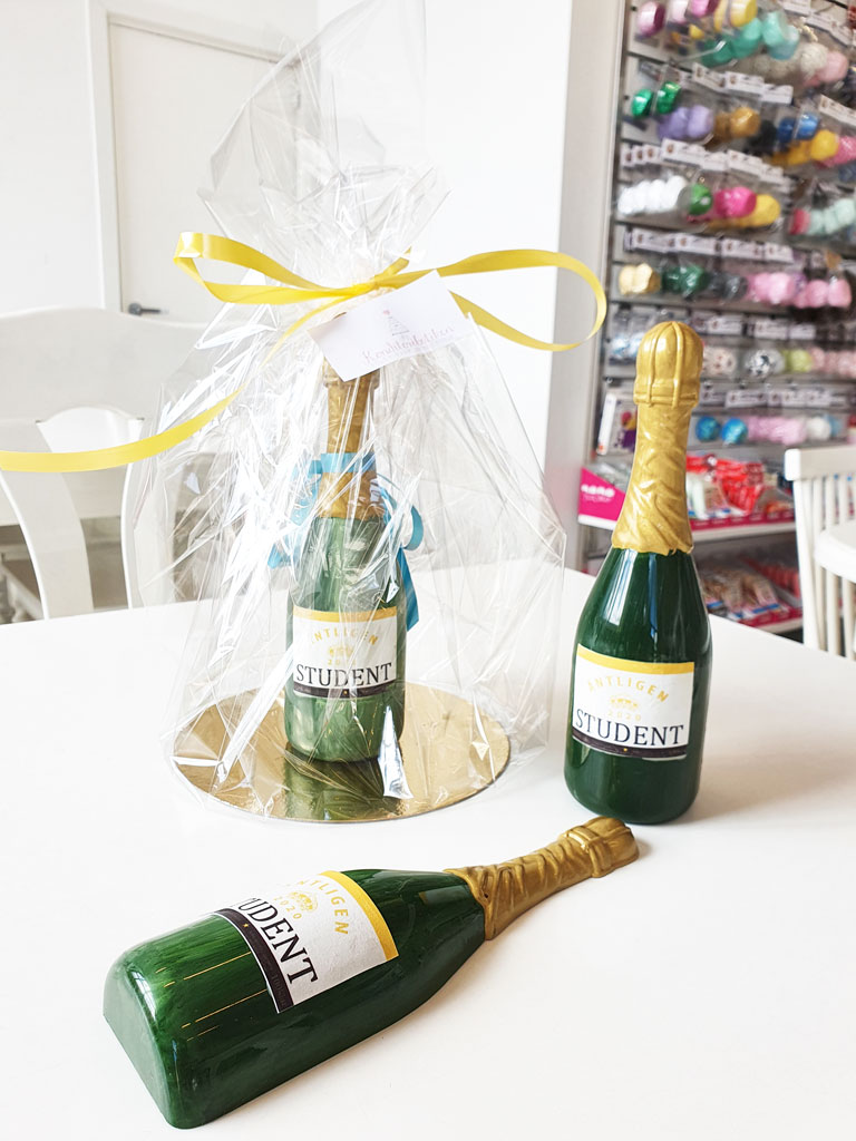 Student Champagne (Med Praliner)