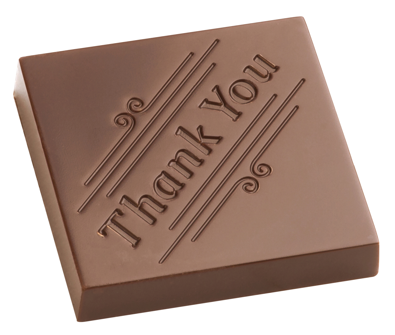 "Pralinform caraque ""Thank you"""