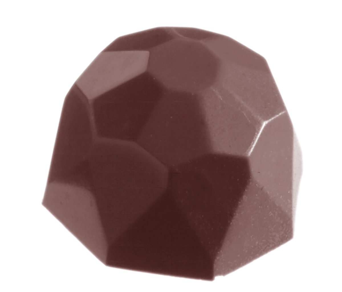 "Pralinform ""Diamant, liten"""