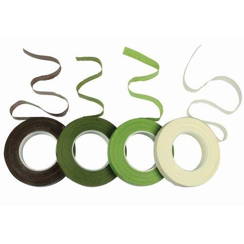 Florist tape Dark green