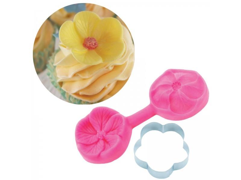 Fleur Cutter & Mould Set