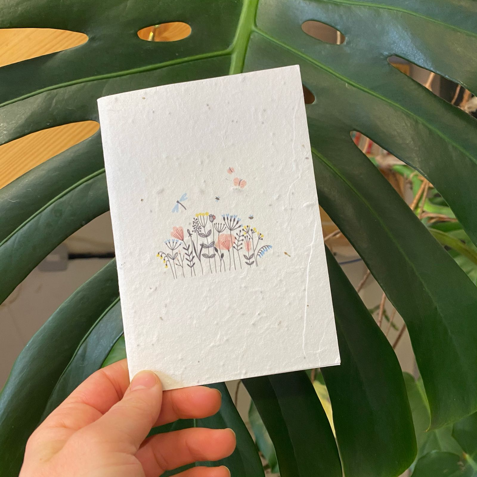 Wildflowers | Plantable Seed Paper Cards