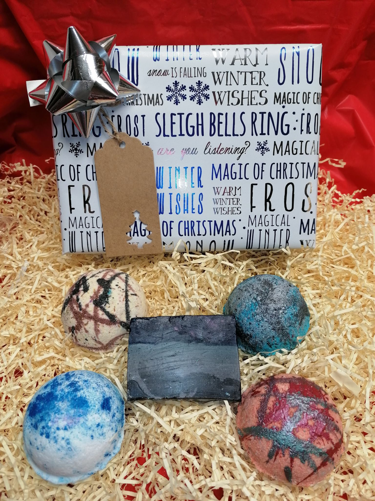 Mens Aftershave Gift Box