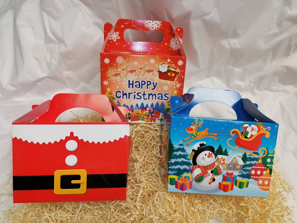 Gift Bags ,boxes and hampers (Empty)