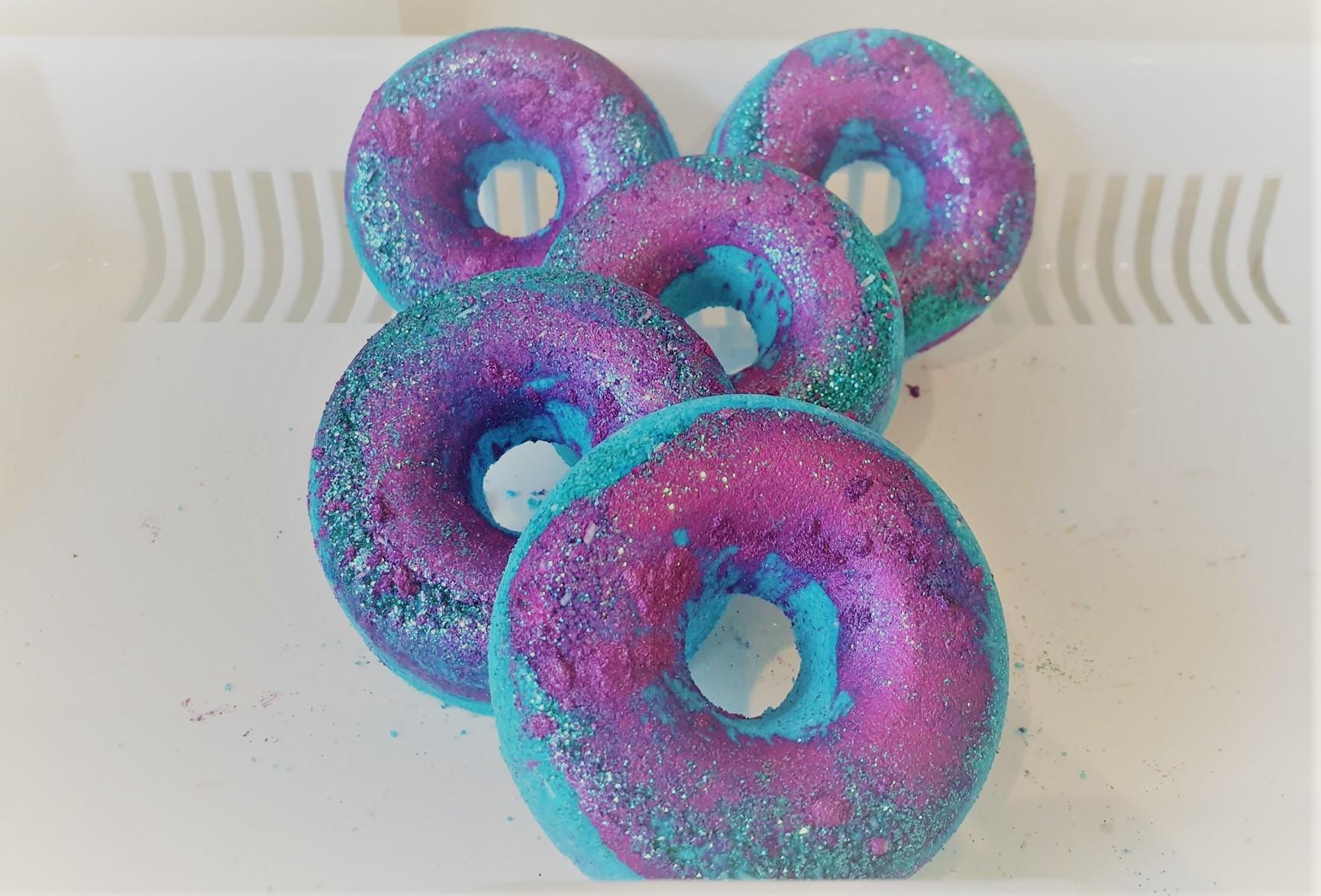 Baby Powder Doughnut