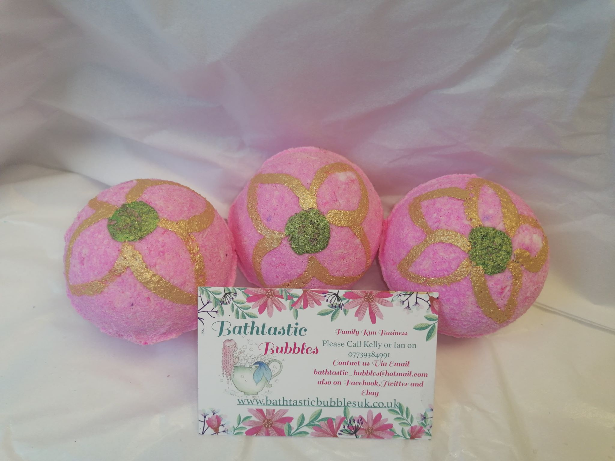 Marc Jacobs Daisy Inspired Bath Bomb