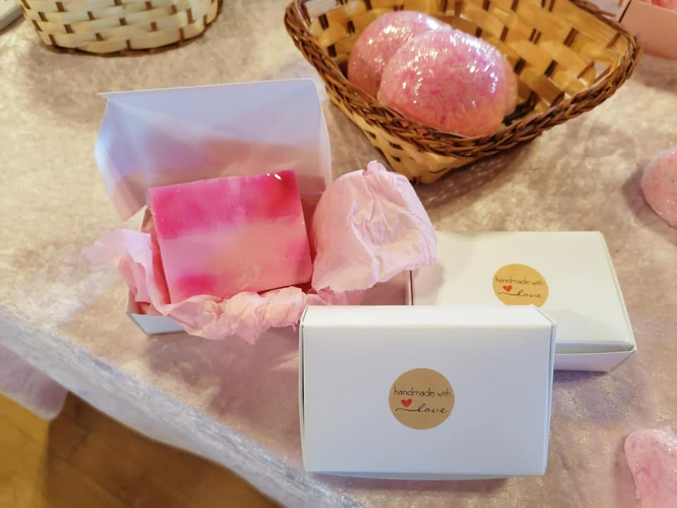 Handmade Soaps Various Scents