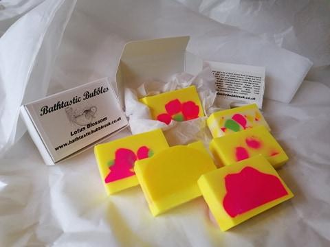 Lotus Blossom Soap