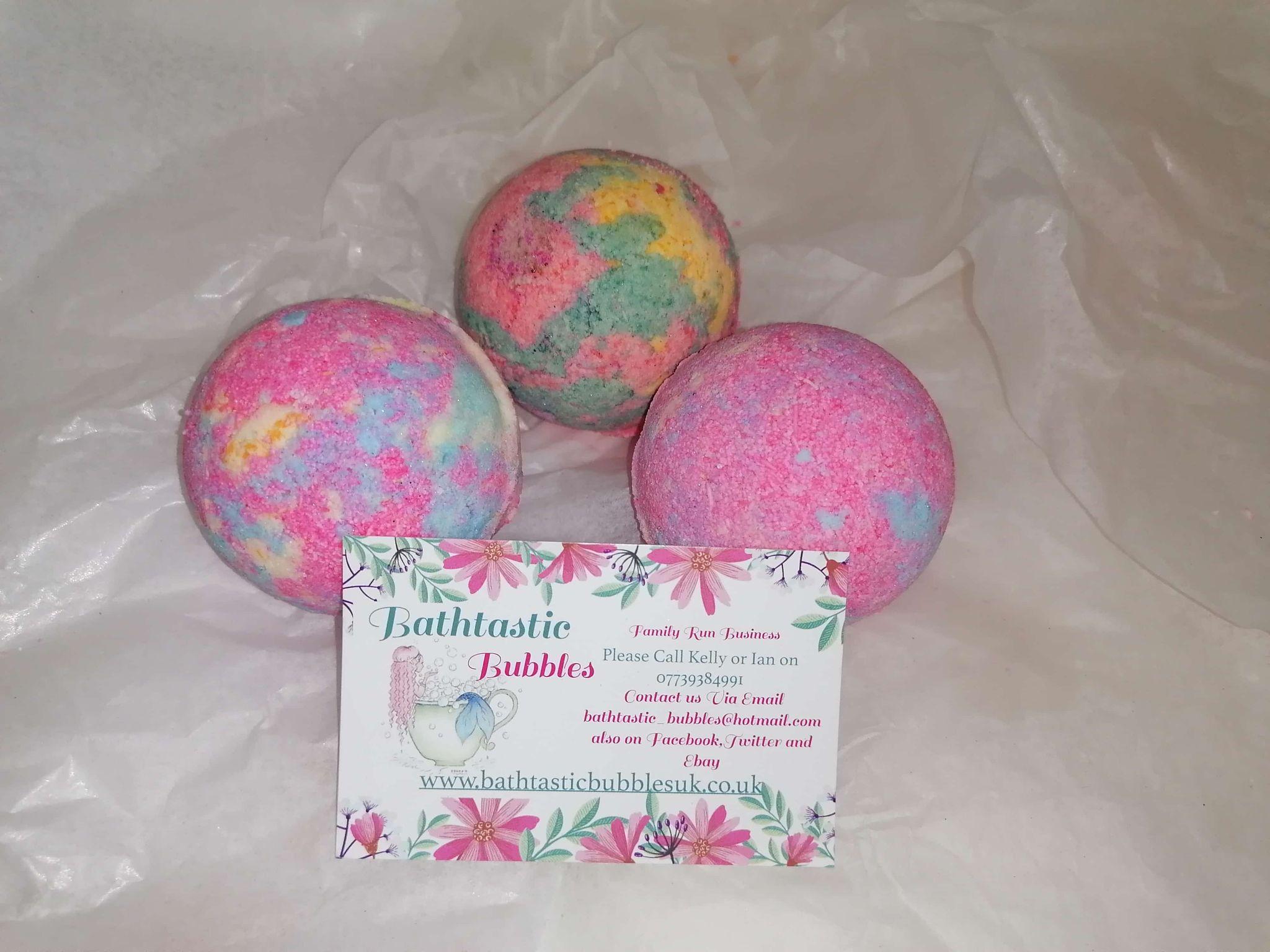 Tutti Frutti Bath Bomb