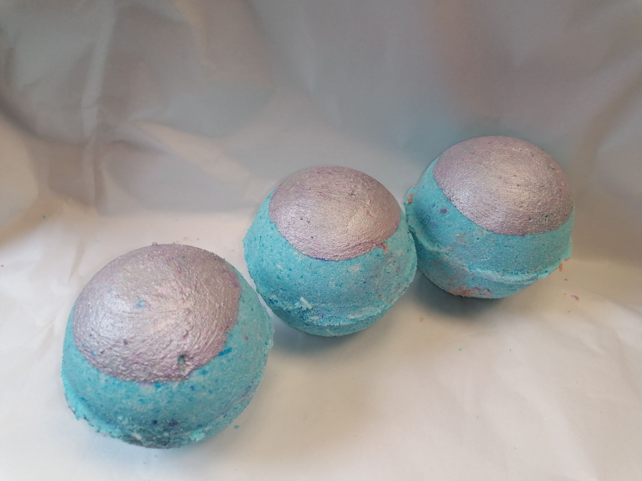 Angel Inspired Perfume Bath Bomb