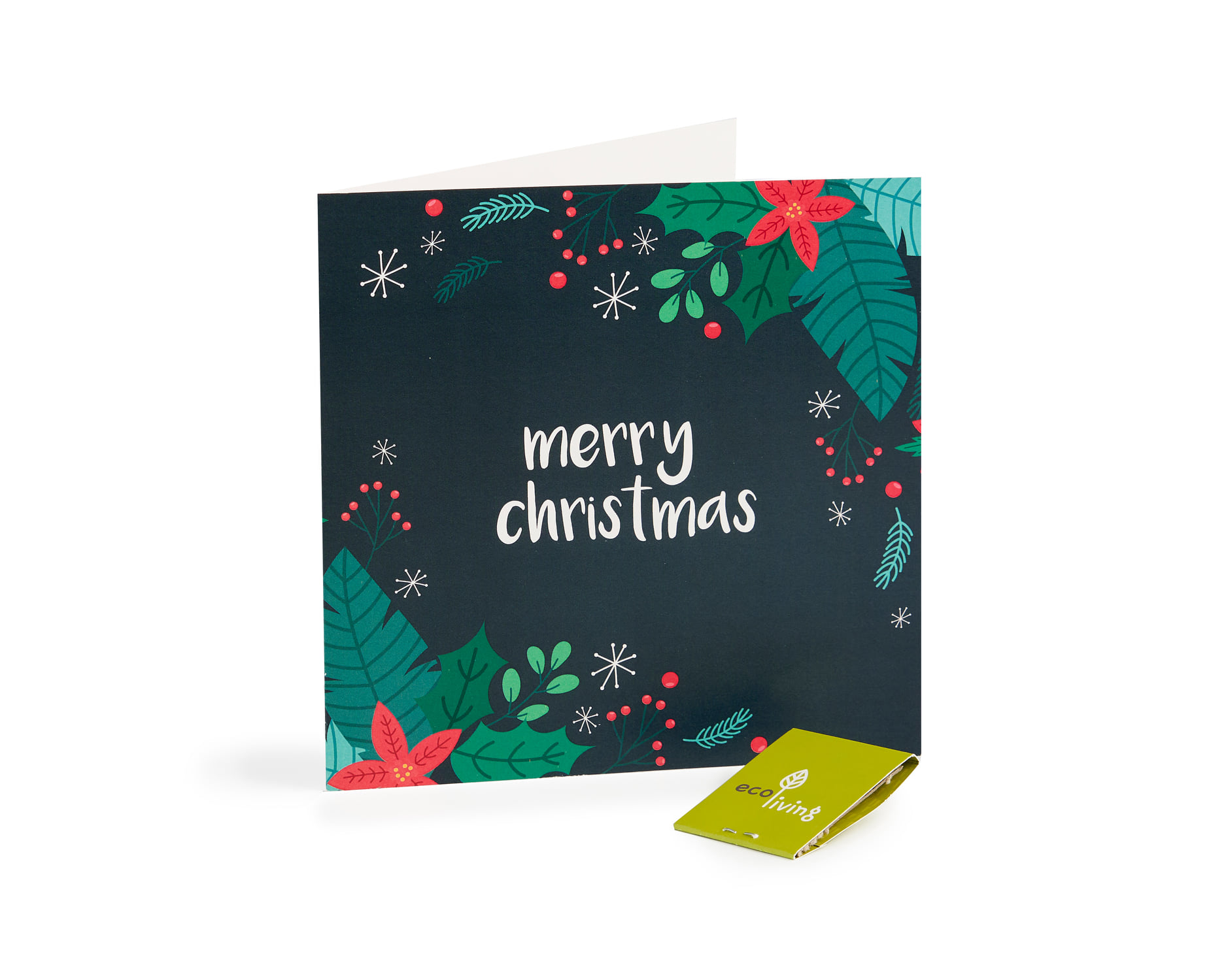 Recycled Christmas Cards - 1 Tree Planted (FSC 100%)