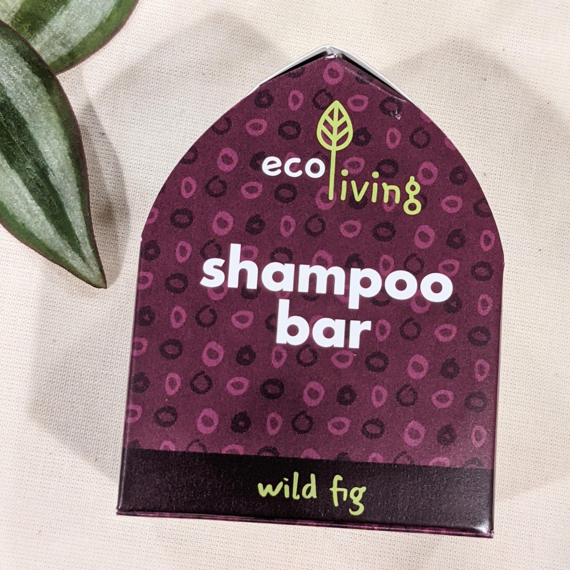 Shampoo Bar - Wild Fig (85g) by EcoLiving