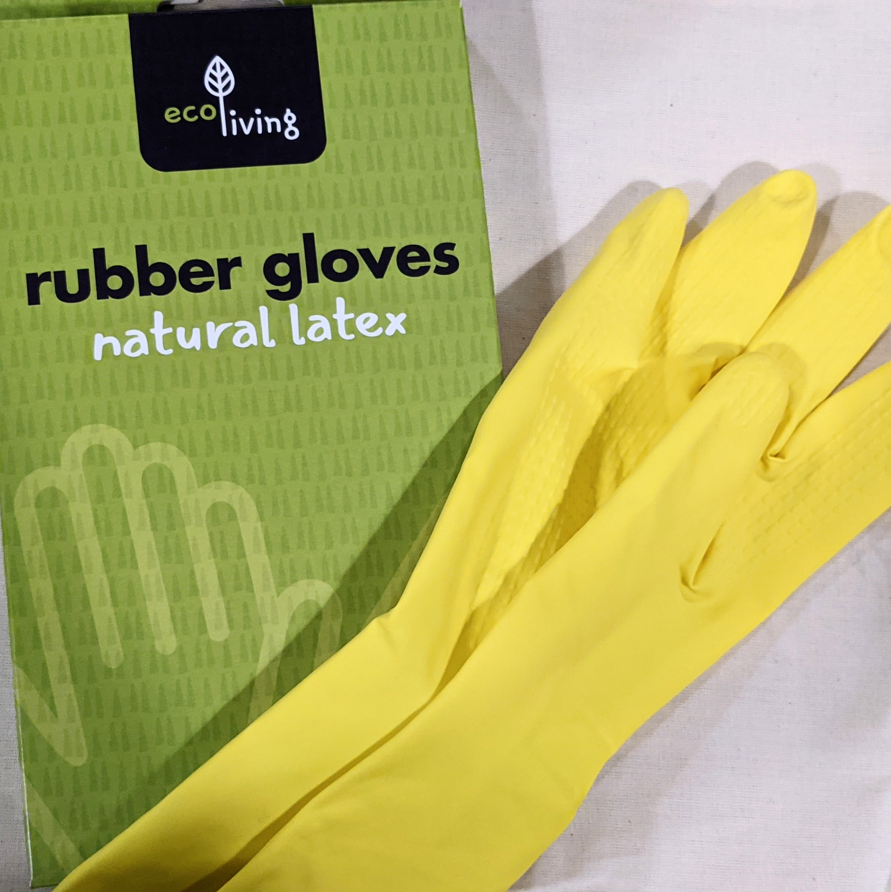 Rubber Gloves (Natural Latex)