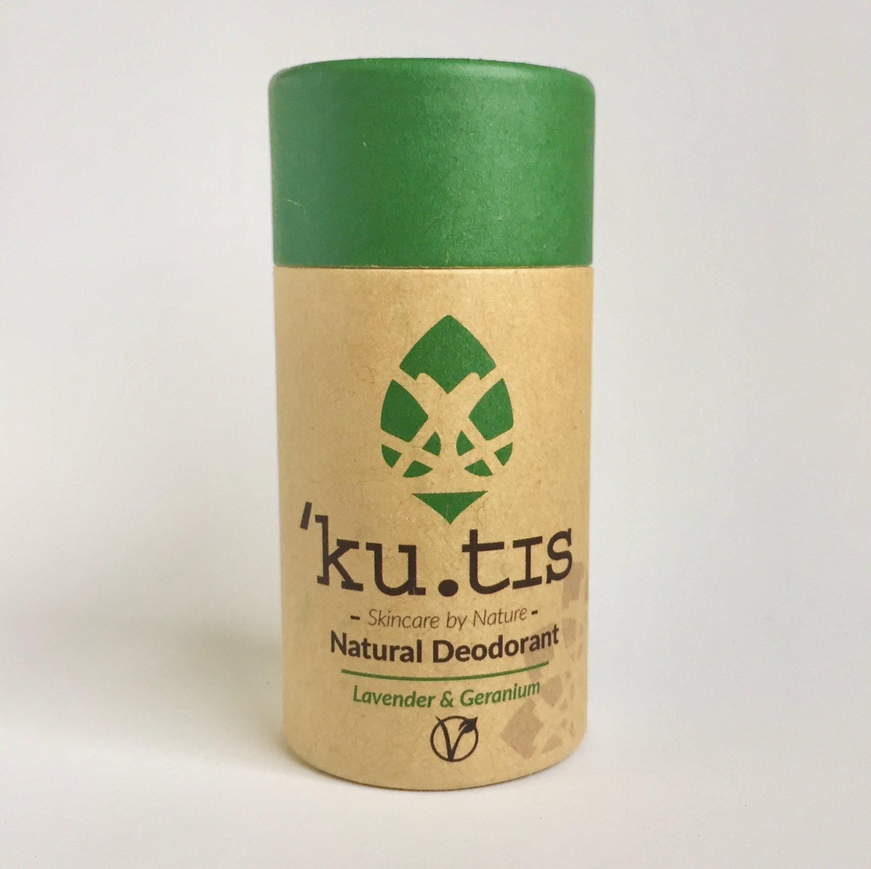 Push-up Deodorant by Ku.tis (Organic)