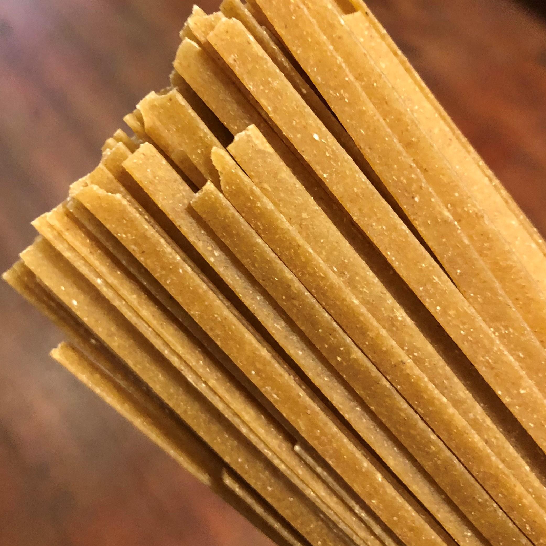 Tagliatelle, Wholewheat (Organic) - (250g)
