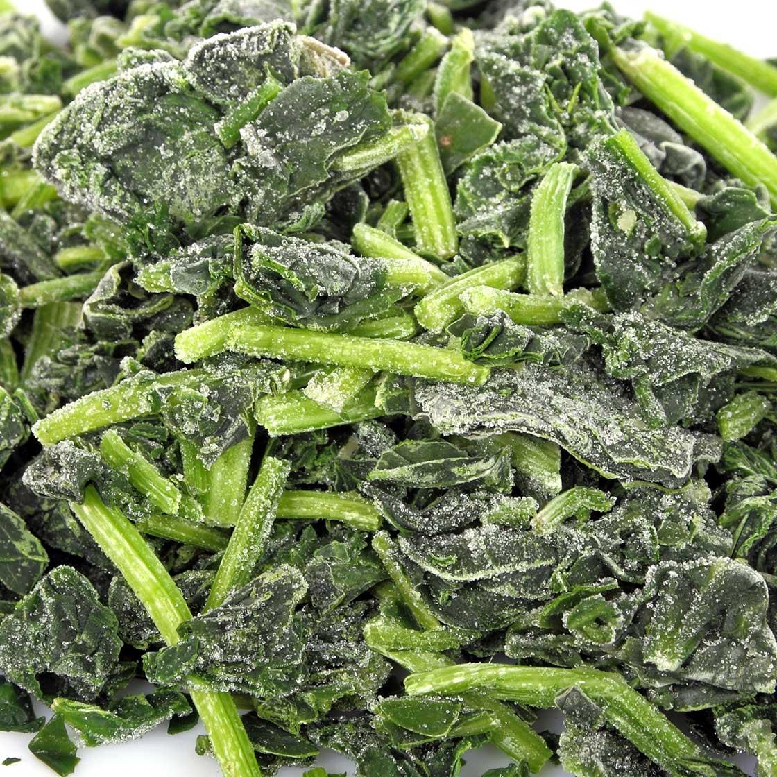 Leaf Spinach, 450g (Organic)