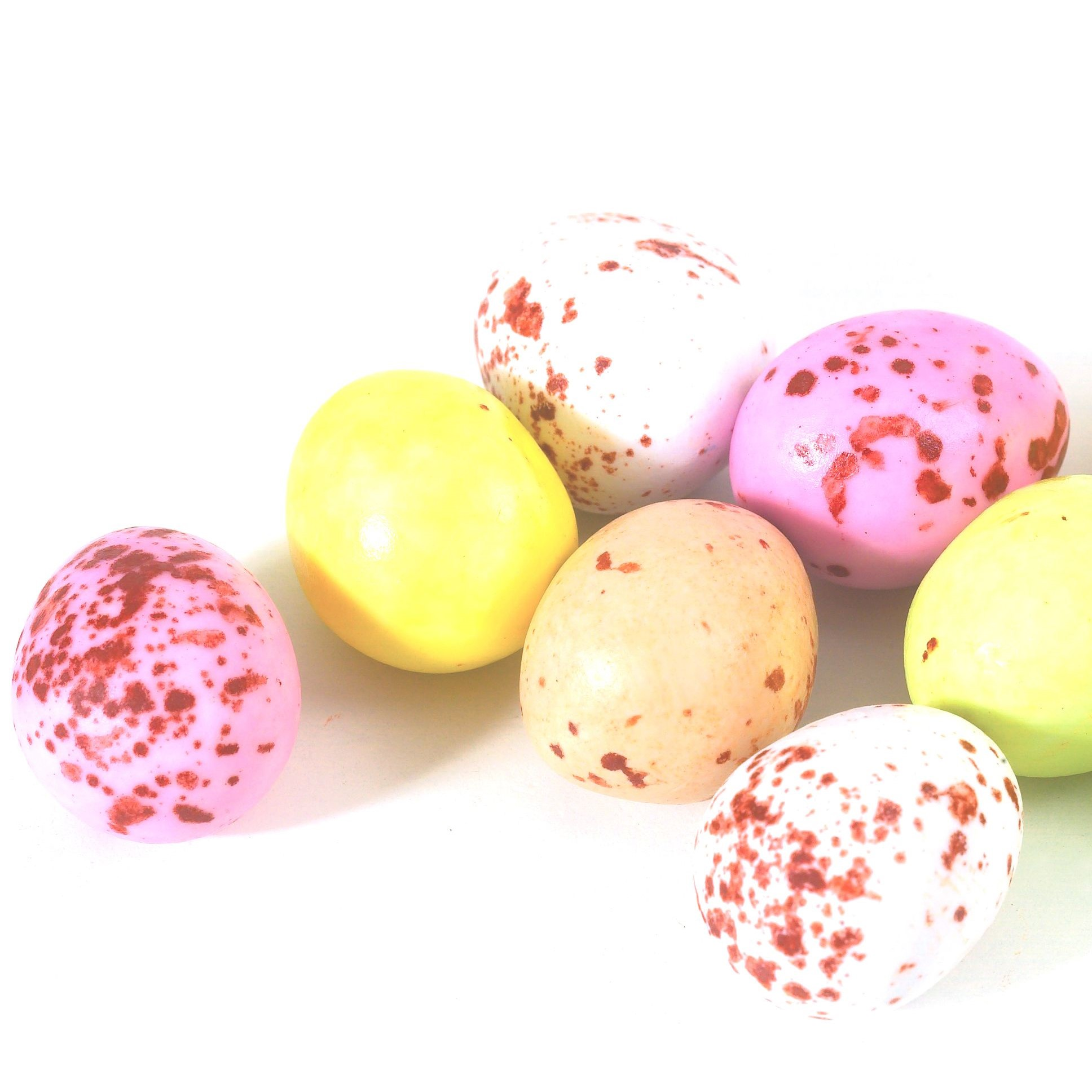 Easter Mini Chocolate Eggs (Gluten Free)
