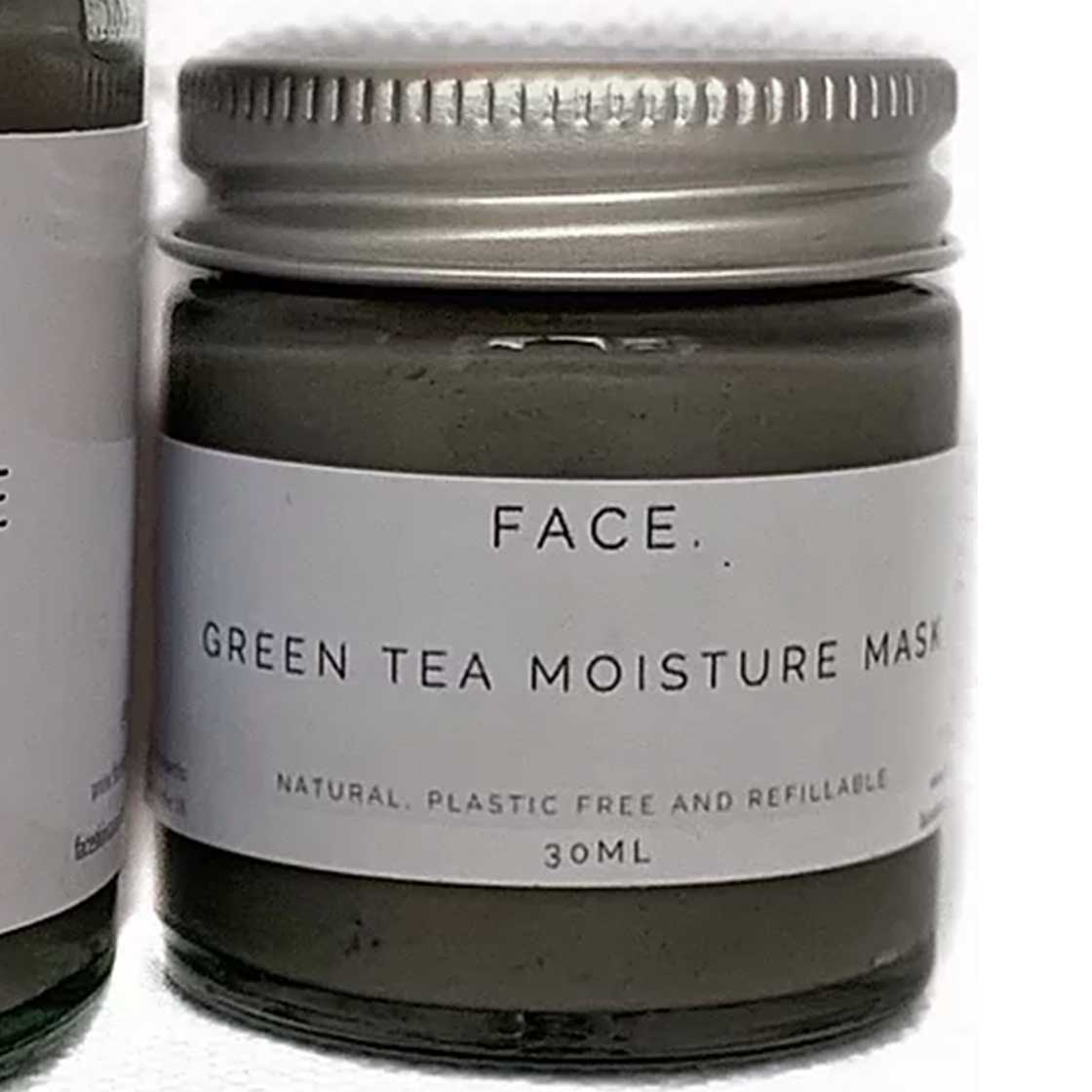 Green Tea Moisture Mask (30ml) by FACE.