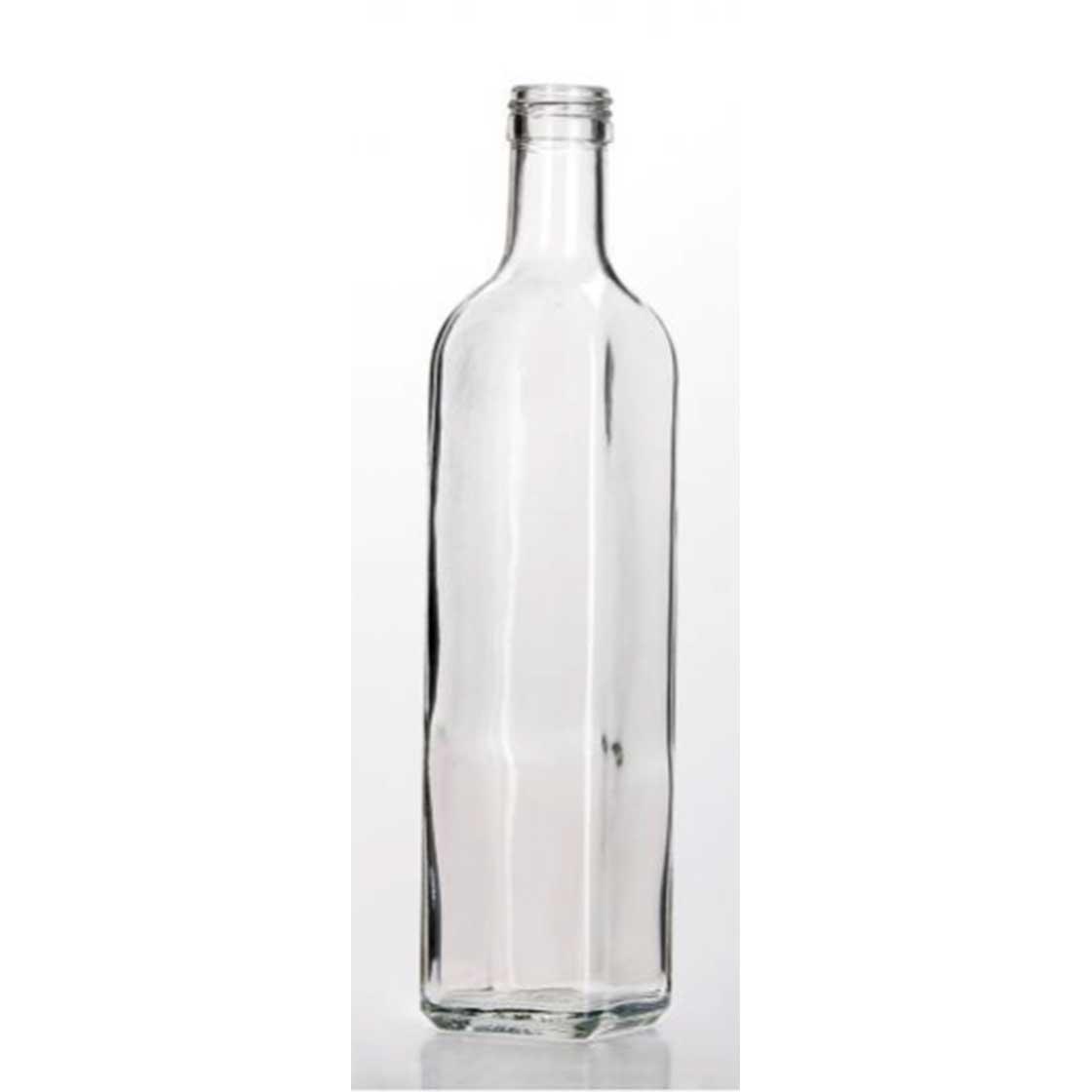 500ml Oil &Vinegar Glass Bottle