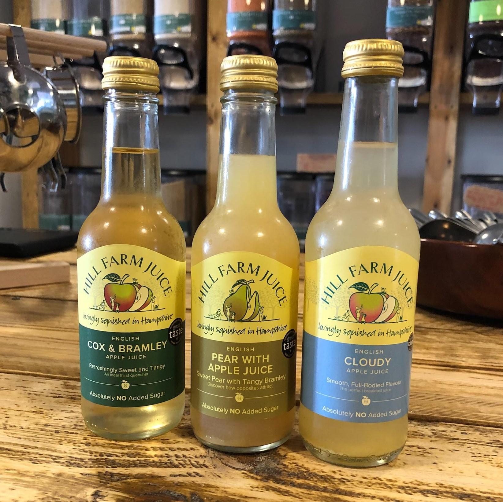 Juice, 75cl (Hampshire) by Hill Farm Juice